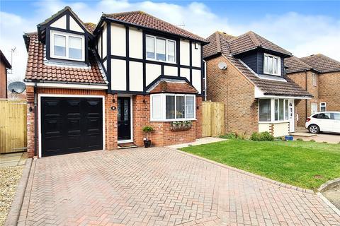 4 bedroom detached house for sale - Barwick Close, Rustington, West Sussex