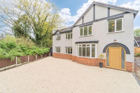 5 bedroom detached house for sale - ''Longlands'' 1.Compton Road West, Compton, Wolverhampton WV3