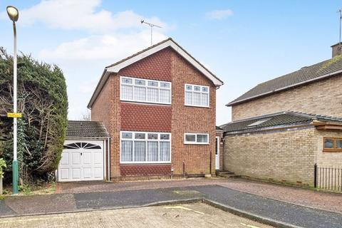 3 bedroom detached house for sale - Sorrel Walk, Marshalls Park, Romford