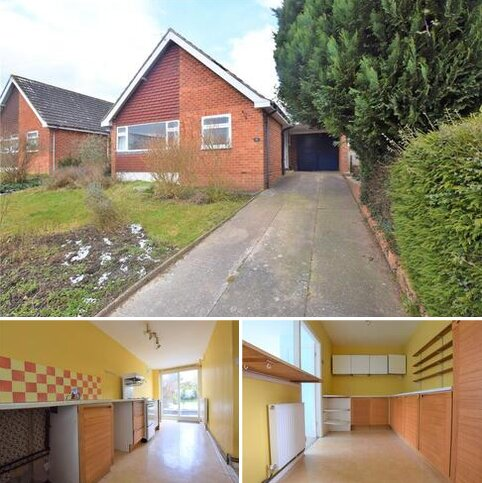 3 bedroom detached bungalow for sale - 14 Oakfield Park, Much Wenlock, TF13