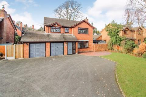 4 bedroom detached house for sale - Leek Road, Endon, ST9