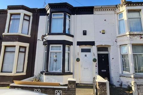 3 bedroom terraced house for sale - Roxburgh Street, Liverpool