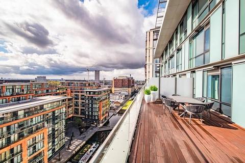1 bedroom flat to rent - Merchant Square East W2