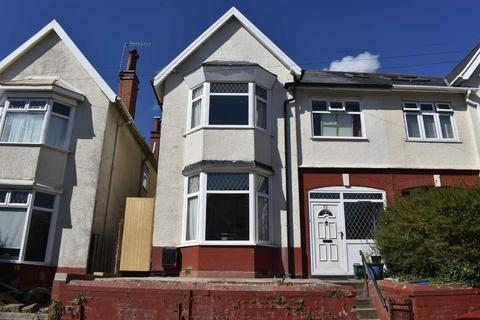 3 bedroom semi-detached house for sale - Long Oaks Avenue, Uplands, Swansea