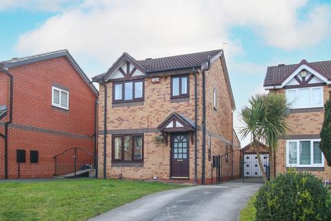 3 bedroom detached house for sale - Town Gate Drive, Flixton, Manchester, M41