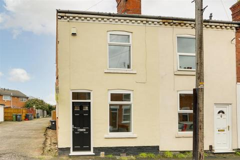2 bedroom end of terrace house for sale - James Street, Arnold, Nottinghamshire, NG5 7BE