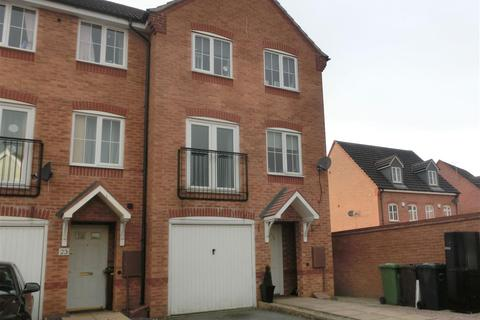 3 bedroom townhouse for sale - Leyburn Road, Chelmsley Wood, Birmingham