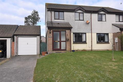 3 bedroom semi-detached house for sale - The Paddock, Redruth