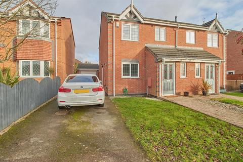 3 bedroom semi-detached house for sale - Hadrian Close, Hinckley