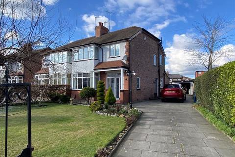 3 bedroom semi-detached house for sale - Priory Road, Sale