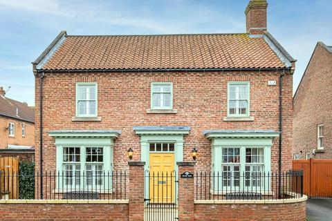 4 bedroom detached house for sale - The Village House, Main Street, Knapton, York, YO26 6QG