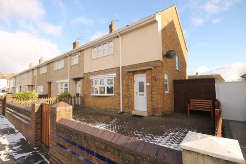 2 bedroom end of terrace house for sale - Thorpe Street, Headland, Hartlepool