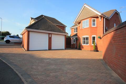 4 bedroom detached house for sale - Diamond Avenue, Kidsgrove, Stoke-on-Trent