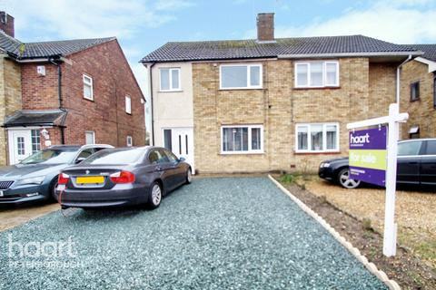 3 bedroom semi-detached house for sale - Campion Road, Peterborough