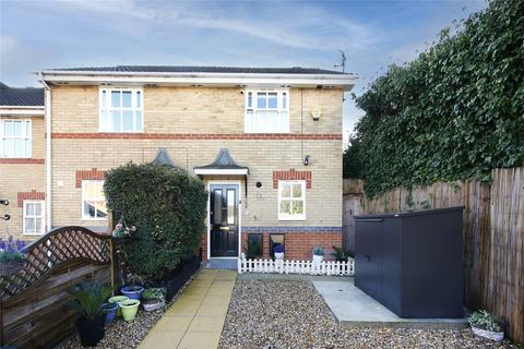 2 bedroom end of terrace house for sale - Brookhill Mews, Brookhill Road, SE18