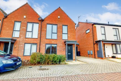 2 bedroom end of terrace house for sale - Prince Edward Drive,Derby,DE22 3XN