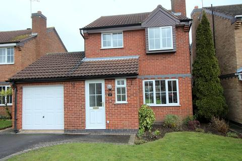 3 bedroom detached house for sale - Crantock Way, Horeston Grange, Nuneaton, Warwickshire. CV11 6GW
