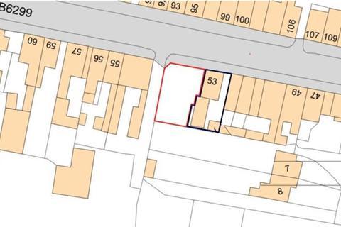 Plot for sale - Land, Front Street, Sunniside, Bishop Auckland, DL13 4LW