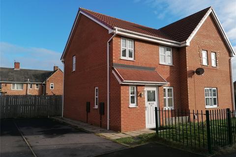 3 bedroom semi-detached house to rent - New Earswick Street, Stockton-on-Tees