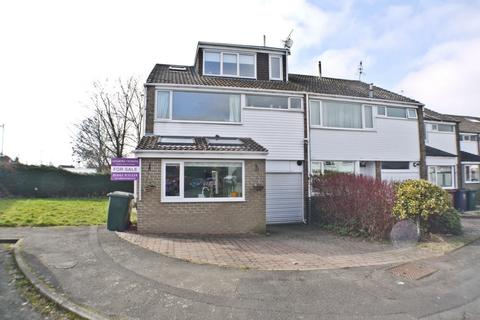 4 bedroom end of terrace house for sale - Wheatfield Close, Ovingham, NE42