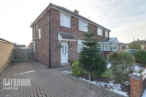 3 bedroom semi-detached house for sale - Cresswell Road, Swinton