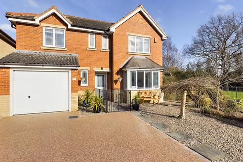 4 bedroom detached house for sale - Pearson Croft, Upper Newbold, Chesterfield, S41 8WX