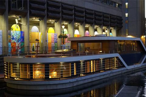 3 bedroom houseboat for sale - House Boat  Saint Katharine Dock, 50 St Katharine's Way London, E1W
