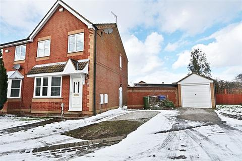 3 bedroom semi-detached house for sale - Waterland Close, Hedon, Hull, HU12