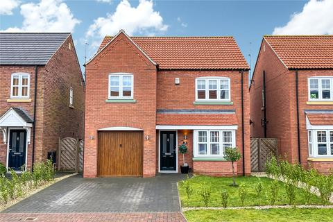 4 bedroom detached house for sale - Bowland Way, Kingswood, Hull, HU7