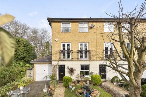 4 bedroom end of terrace house for sale - Chestnut Place, Sydenham