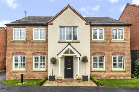 4 bedroom detached house for sale - Florin Drive, Boston, PE21