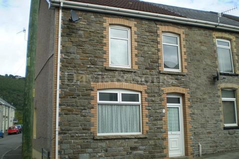 3 bedroom end of terrace house for sale - Silver Street, Pontywaun, Cross Keys, Newport. NP11