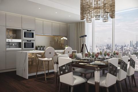 3 bedroom flat for sale - Damac Tower, 71 Bondway, Parry Street, London
