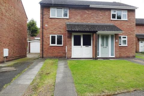 2 bedroom semi-detached house to rent - Copeland Avenue, Glenfield, Leicester