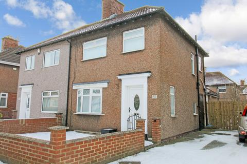 3 bedroom semi-detached house for sale - Queens Gardens, Blyth