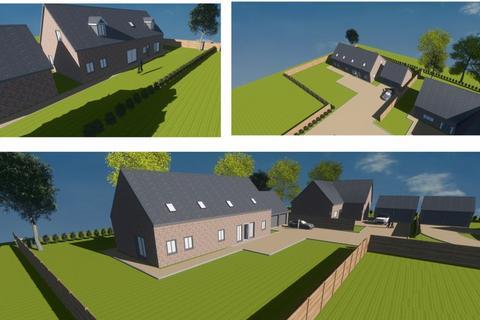 4 bedroom bungalow for sale - NEW BUILD Glebe Close, Donington on Bain