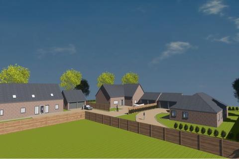 5 bedroom bungalow for sale - NEW BUILD Glebe Close, Donington on Bain