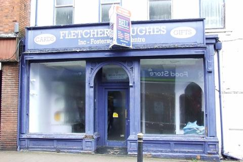 Retail property (high street) to rent - High Street, Horncastle