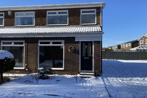 3 bedroom house to rent - Augusta Court, Wallsend