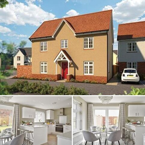 3 bedroom detached house for sale - Plot The Spruce, The Spruce at Cherry Fields, Cherry Fields, Bickington Road, Bickington EX31