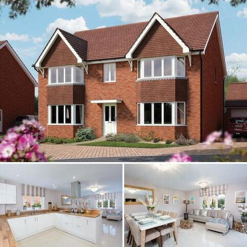 5 bedroom detached house for sale - Plot The Ascot 024, The Ascot at Bramble Park, Bramble Park, Iden Hurst, Hurstpierpoint BN6