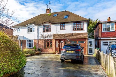 5 bedroom semi-detached house for sale - Oaks Way, Surbiton, KT6