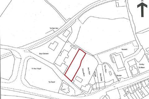 Land for sale - Penmorfa, Porthmadog