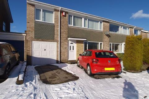 4 bedroom semi-detached house for sale - Crookham Way, Cramlington