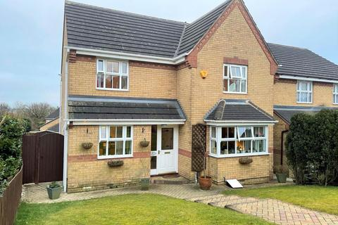 4 bedroom detached house for sale - Calke Avenue, Huthwaite, Sutton-In-Ashfield