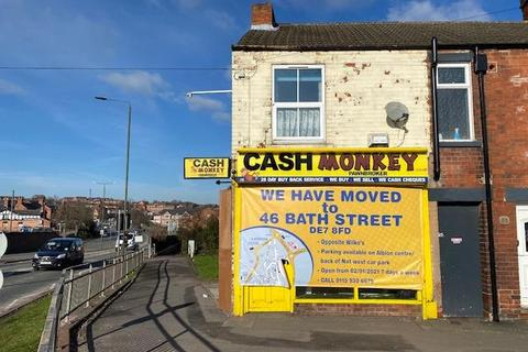 1 bedroom apartment for sale - Mixed Commercial & Residential Property - Station Road, Ilkeston