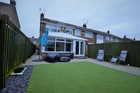2 bedroom end of terrace house for sale - Marsdale, Sutton Park, HULL, HU7