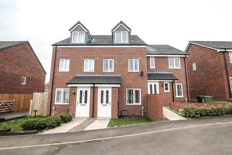 3 bedroom terraced house for sale - Laceby Close, Brockhill, Redditch