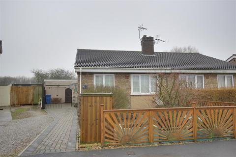 2 bedroom semi-detached bungalow for sale - Bellasize Park, Gilberdyke, Brough