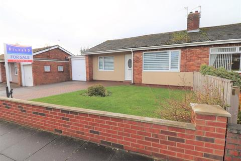 2 bedroom semi-detached bungalow for sale - Ringway, Stakeford, Ashington